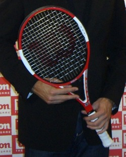 Federerracket